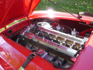1953 Austin Healey BN-1 Engine