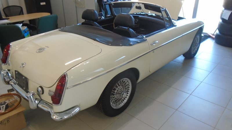 1969 MGB Tourer- SOLD